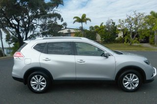 2014 Nissan X-Trail T32 ST-L X-tronic 4WD Silver 7 Speed Constant Variable Wagon.
