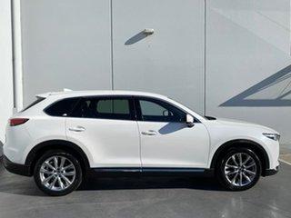 2018 Mazda CX-9 TC Azami SKYACTIV-Drive i-ACTIV AWD White 6 Speed Sports Automatic Wagon.