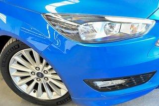 2016 Ford Focus LZ Sport Blue 6 Speed Manual Hatchback.