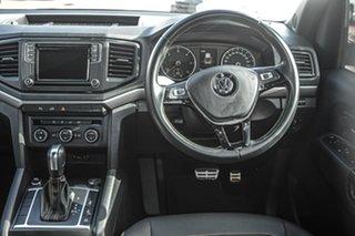 2020 Volkswagen Amarok 2H MY20 TDI550 4MOTION Perm Canyon Orange 8 Speed Automatic Utility