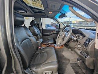 2006 Nissan Pathfinder R51 TI Grey 5 Speed Sports Automatic Wagon.