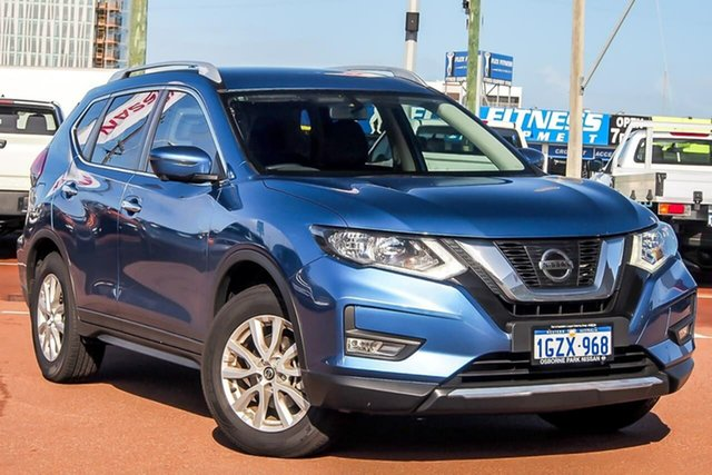 Used Nissan X-Trail T32 Series II ST-L X-tronic 4WD Osborne Park, 2020 Nissan X-Trail T32 Series II ST-L X-tronic 4WD Blue 7 Speed Constant Variable Wagon