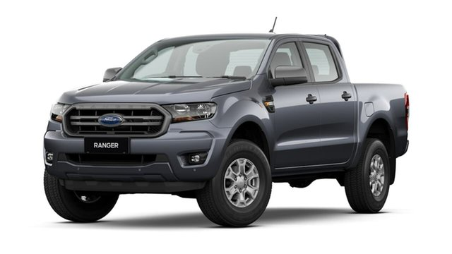 Used Ford Ranger PX MkIII 2020.75MY XLS Midland, 2020 Ford Ranger PX MkIII 2020.75MY XLS Grey 6 Speed Sports Automatic Double Cab Pick Up