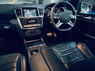 2014 Mercedes-Benz M-Class W166 MY805 ML63 AMG SPEEDSHIFT DCT Grey 7 Speed.