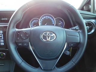 2015 Toyota Corolla ZRE182R Ascent Sport Silver 6 Speed Manual Hatchback