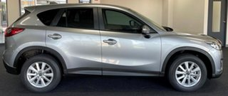2014 Mazda CX-5 KE1031 MY14 Maxx SKYACTIV-Drive AWD Sport Silver 6 Speed Sports Automatic Wagon.