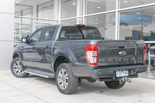 2015 Ford Ranger PX MkII XLS Double Cab Grey 6 Speed Sports Automatic Utility