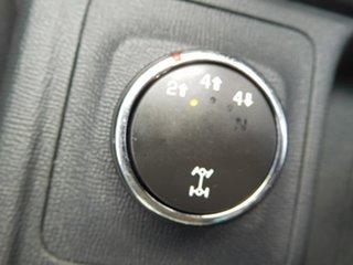 2013 Holden Colorado RG MY13 LTZ Crew Cab Silver 5 Speed Manual Utility