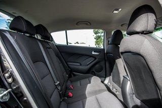 2018 Kia Cerato YD MY18 S Aurora Black 6 Speed Sports Automatic Hatchback