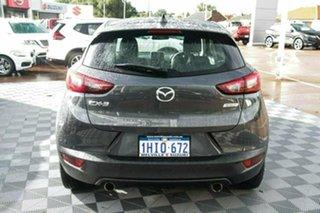 2015 Mazda CX-3 DK2W76 sTouring SKYACTIV-MT Grey 6 Speed Manual Wagon.