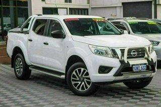 2018 Nissan Navara D23 S3 SL White 7 Speed Sports Automatic Utility.