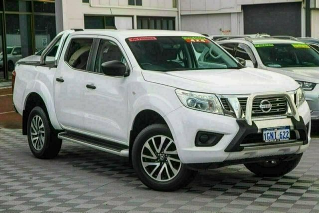 Used Nissan Navara D23 S3 SL Attadale, 2018 Nissan Navara D23 S3 SL White 7 Speed Sports Automatic Utility