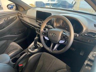 2021 Hyundai i30 Pde.v4 MY22 N D-CT Premium Shadow Grey 8 Speed Sports Automatic Dual Clutch