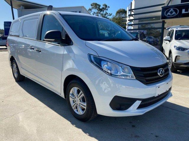 New LDV G10 SV7C + Glendale, 2021 LDV G10 SV7C + 8 Speed Sports Automatic Van