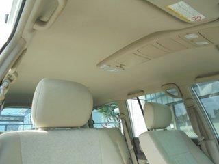 2005 Toyota Landcruiser HDJ100R GXL White 5 Speed Automatic Wagon