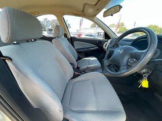 2004 Nissan Pulsar N16 S2 ST-L Silver 4 Speed Automatic Sedan