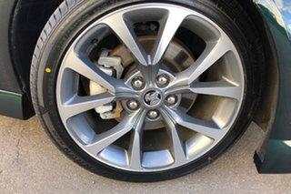 2014 Holden Ute VF MY15 SS V Ute Green 6 Speed Manual Utility