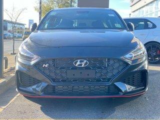 2021 Hyundai i30 Pde.v4 MY22 N Premium Dark Knight 6 Speed Manual Hatchback