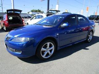 2006 Mazda 6 GG1032 Classic Blue 5 Speed Sports Automatic Sedan.