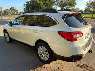 2015 Subaru Outback B6A MY15 2.0D CVT AWD White 7 Speed Constant Variable Wagon