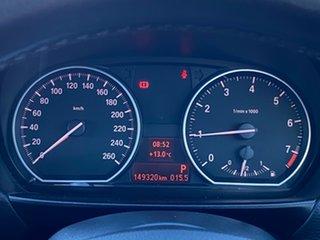 2011 BMW 125i E82 MY11 125i Black 6 Speed Automatic Coupe