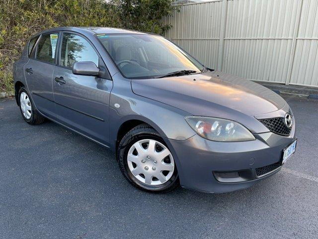 Used Mazda 3 BK10F2 Neo Devonport, 2008 Mazda 3 BK10F2 Neo Grey 4 Speed Sports Automatic Hatchback