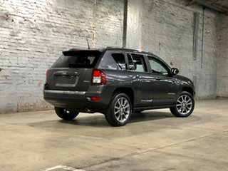 2015 Jeep Compass MK MY15 Limited Grey 6 Speed Sports Automatic Wagon