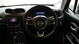 2017 Jeep Renegade BU MY17 Limited DDCT Granite Crystal 6 Speed Sports Automatic Dual Clutch