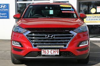 2018 Hyundai Tucson TLE3 MY19 Special Edition AWD Fiery Red 8 Speed Sports Automatic Wagon