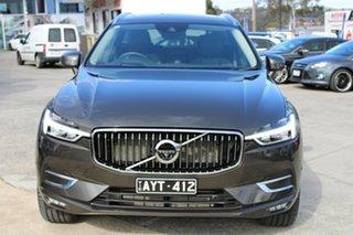 2018 Volvo XC60 UZ MY18 T5 AWD Inscription Grey 8 Speed Sports Automatic Wagon.