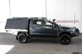 2013 Ford Ranger PX XL 3.2 (4x4) Grey 6 Speed Automatic Double Cab Pick Up