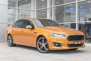 2015 Ford Falcon FG X XR8 Gold 6 Speed Sports Automatic Sedan.
