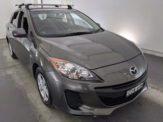2010 Mazda 3 BL10F1 Neo Grey 6 Speed Manual Hatchback.