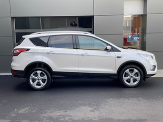 2017 Ford Escape ZG 2018.00MY Trend White 6 Speed Sports Automatic SUV.