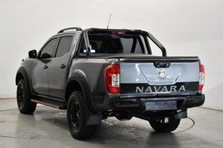 2020 Nissan Navara D23 S4 MY20 N-TREK Warrior Grey 7 Speed Sports Automatic Utility.