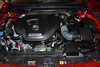 2019 Mazda 6 GL1032 Atenza SKYACTIV-Drive Soul Red 6 Speed Sports Automatic Sedan