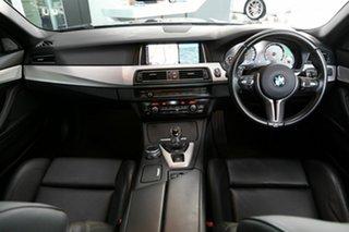 2016 BMW M5 F10 LCI M-DCT Blue 7 Speed Sports Automatic Dual Clutch Sedan