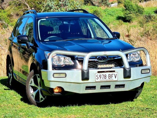 Used Subaru Forester S4 MY15 2.0D-L AWD Morphett Vale, 2015 Subaru Forester S4 MY15 2.0D-L AWD Grey 6 Speed Manual Wagon