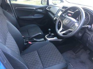 2016 Honda Jazz GF MY17 VTi Blue 5 Speed Manual Hatchback