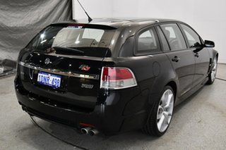 2010 Holden Special Vehicles ClubSport E Series 3 R8 Tourer Black 6 Speed Manual Wagon