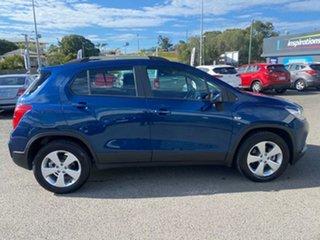 2019 Holden Trax TJ MY20 LS Blue 6 Speed Automatic Wagon.