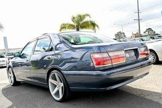 1999 Toyota Crown JZS171 Athlete Blue 4 Speed Automatic Sedan