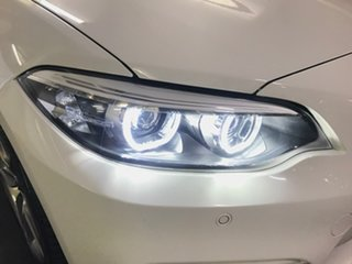 2017 BMW 2 Series F22 LCI 220i M Sport White 8 Speed Sports Automatic Coupe