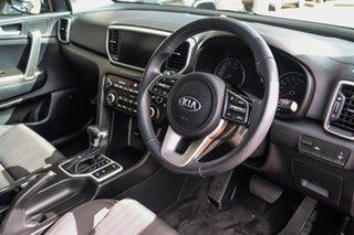 2020 Kia Sportage QL MY20 SX 2WD Silver 6 Speed Sports Automatic Wagon