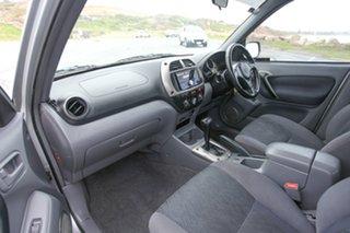2003 Toyota RAV4 ACA21R Cruiser Silver 4 Speed Automatic Wagon