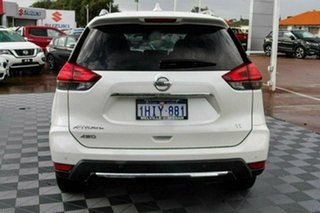 2021 Nissan X-Trail T32 MY21 Ti X-tronic 4WD White 7 Speed Constant Variable Wagon.