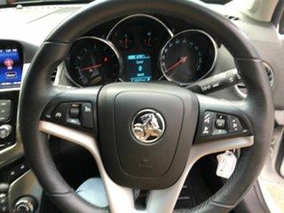 2013 Holden Cruze JH MY14 SRi White 6 Speed Automatic Sedan