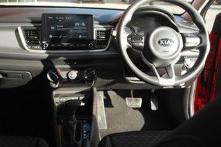 2021 Kia Rio YB MY21 S Red 6 Speed Automatic Hatchback