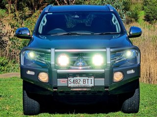 2017 Mitsubishi Pajero Sport QE MY17 GLS Titanium 8 Speed Sports Automatic Wagon.