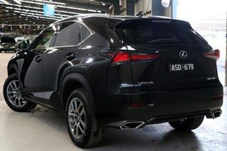 2018 Lexus NX300 AGZ10R MY17 Luxury (FWD) Black 6 Speed Automatic Wagon.